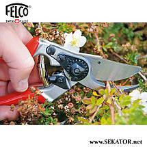 Секатор для шульги Felco 9 (Швейцарія), фото 2
