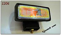 Противотуманные фары аналог Hella №1206 (лазер-для дождливой погоды).