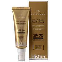 HISTOMER Histan Active Protection Face Treatment SPF-20 - Омолоджуючий крем для обличчя з ефектом анти-гликаци