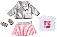 Набор одежды для куклы BABY BORN ЗВЕЗДНЫЙ СТИЛЬ Zapf (824931)