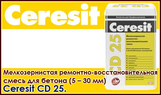 Ceresit CD 25