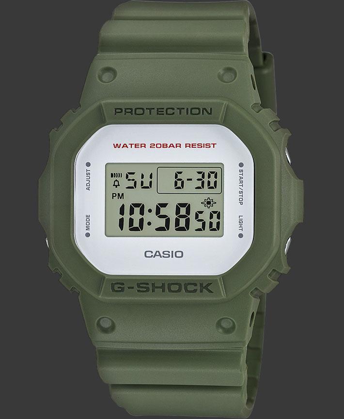 Часы Casio G-Shock DW-5600M-3