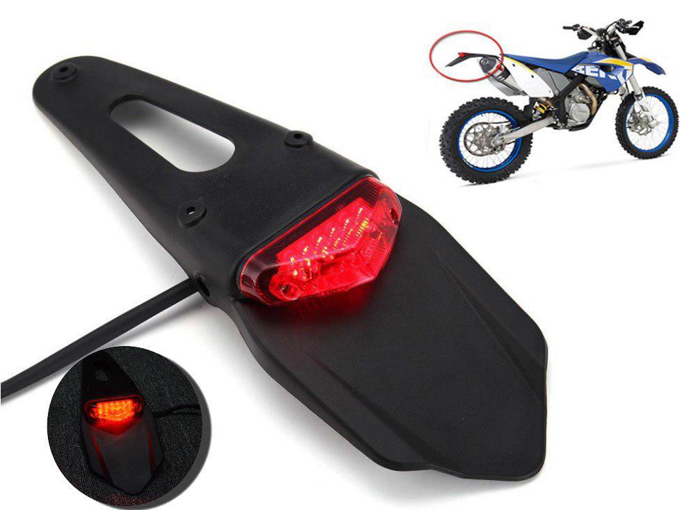 Хвост для мотоцикла со встроенным стоп сигналом