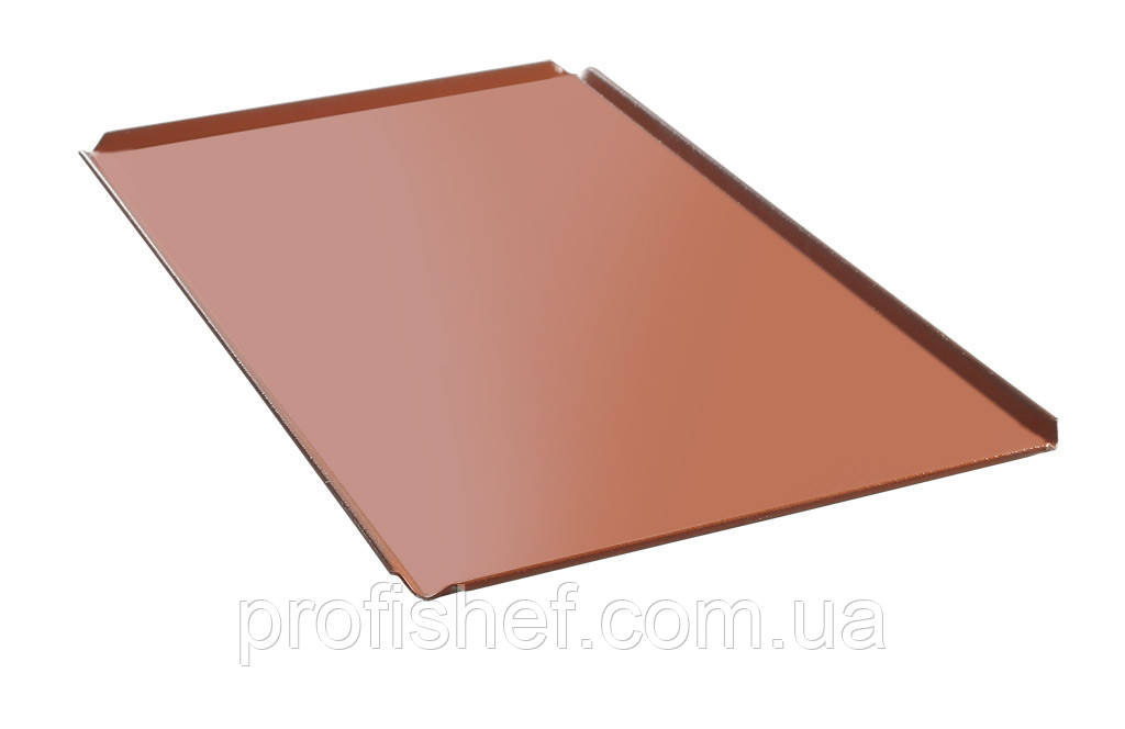 Противень алюминиевый с антипригарным покрытием GN 1/1 Hendi 808429