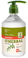 O'Herbal Лосьон для тела Питательный /Nourishing body lotion with goji extract 500ml