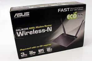 ADSL-роутер ASUS DSL-N12E