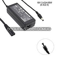 Блок питания для ноутбука Siemens Gateway MX3563, S-7200 19V 3.42A 65W 5.5x2.5 (Original)