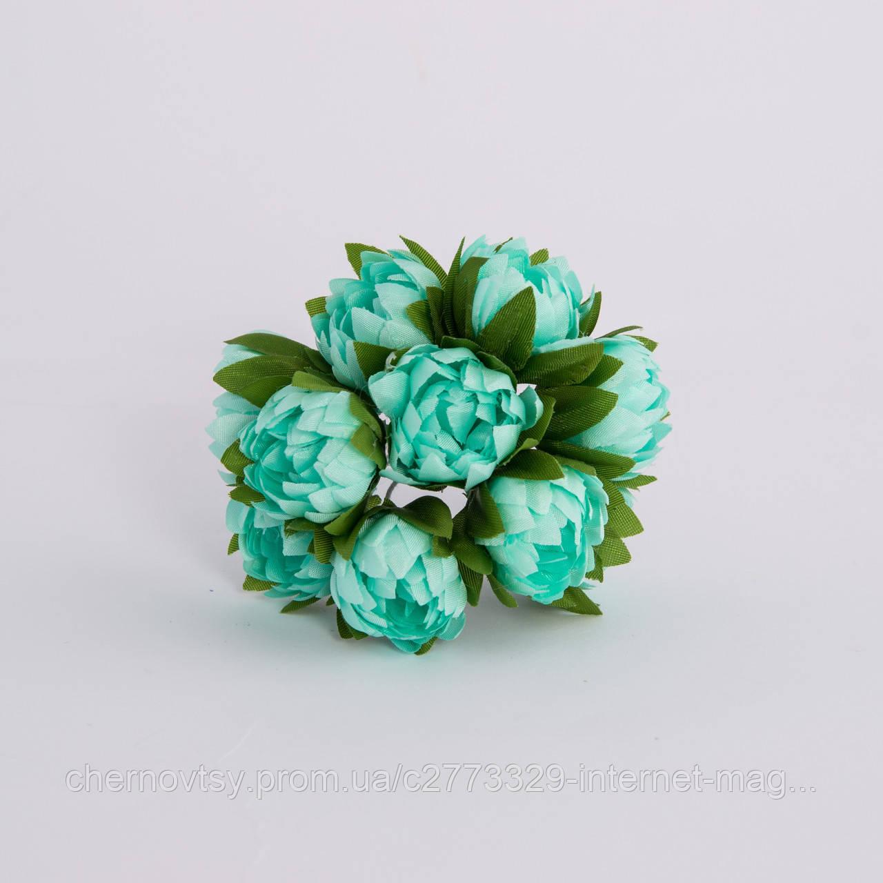 Хризантемы на стебле 10 шт.