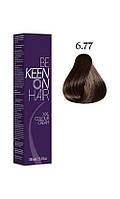 Keen - Крем - краска для волос - 6.77 кофе