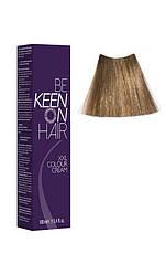 Keen  Крем  краска для волос  8.0  блондин 100 мл Код 21653