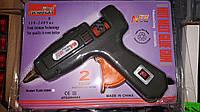 Пистолет клеевой Hot Melt Glue Gun 60-100Вт
