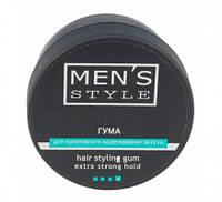 Резина для креативного моделирования прически для мужчин 80 мл Men's Style Profi Style