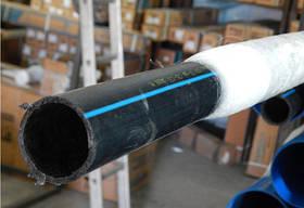 Фільтр для свердловин Ø 50 мм з поліпропіленовим напиленням 1.5 м, труба 2 м