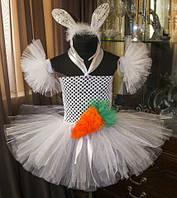 Карнавальный костюм зайки