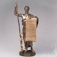 """Статуэтки под бронзу""""Гиппократ""""  34 см. подарок медработнику, врачу"""