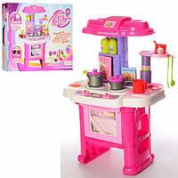 Детский игровой набор Кухня 16641G/16641D