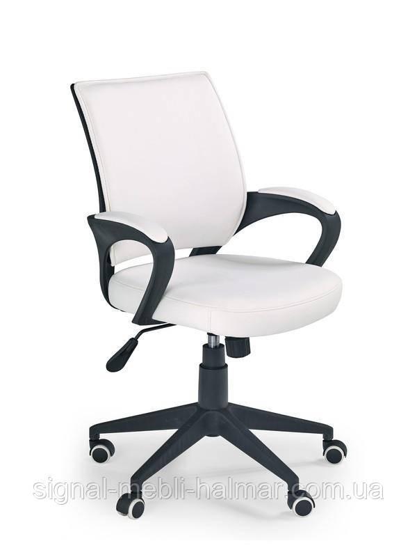 Компьютерное кресло LUCAS (белый) (Halmar)