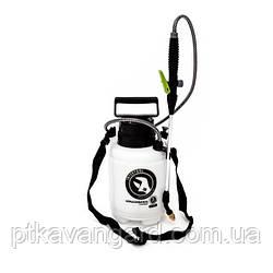 Опрыскиватель 3 л., 2 сопла латунь+пластик INTERTOOL FT-9003