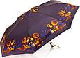 Полуавтоматический женский зонт ZEST (ЗЕСТ) Z53626B-10 Антиветер, фото 2