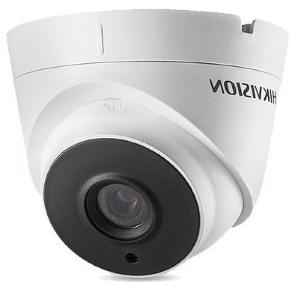 5 Мп Turbo HD видеокамера купольная Hikvision DS-2CE56H1T-IT3 (2.8 мм)