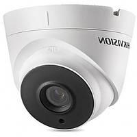 5 Мп Turbo HD видеокамера купольная Hikvision DS-2CE56H1T-IT3 (2.8 мм), фото 1