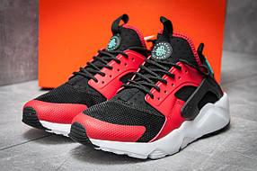 Кроссовки мужские Nike  Air Huarache Run Ultra, красные (11821), р. 41-45