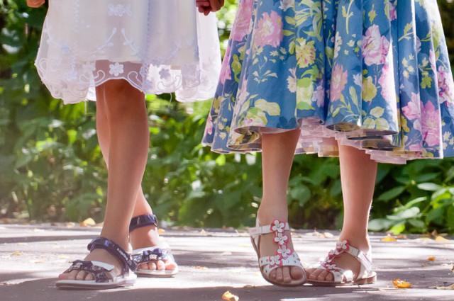 Детские босоножки, сандалии