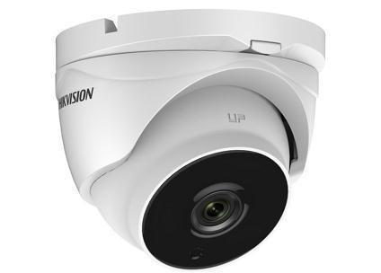 5 Мп Turbo HD видеокамера купольная Hikvision DS-2CE56H1T-IT3Z