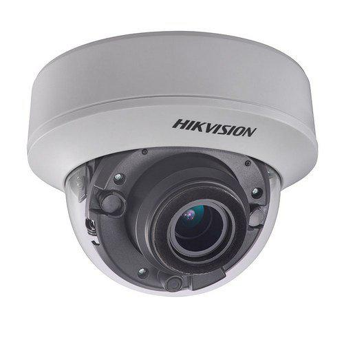 5 Мп Turbo HD видеокамера купольная Hikvision DS-2CE56H1T-ITZ