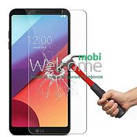 Защитное стекло LG Q6 M700 (0.3 мм, 2.5D, с олеофобным покрытием)