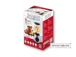 Блендер Royalty Line 2in1 Black 500 Вт (RL-SME-600.6), Швейцария