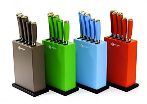 Набор металлических ножей Edel Hoff EH 6522 5pcs (EH6522), Швейцария