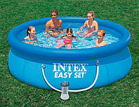 Надувной бассейн Easy Set 28142 (396х84 см)
