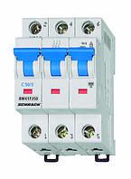 Автоматический выключатель BM4 3p C 63А (4,5 kA)