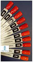 Гель лак Kodi professional R 8мл Коди серия RED красный