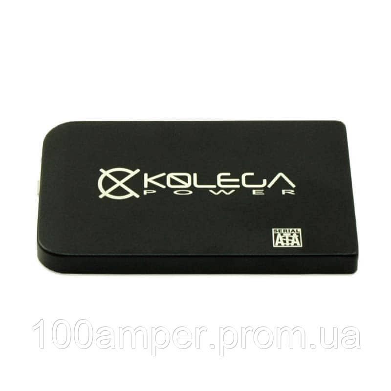 """Внешний карман для HDD SATA 2.5"""" USB 2.0 (без болтов) Kolega-Power (Черный)"""