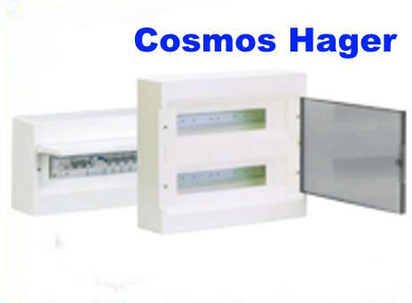 Щити COSMOS IP30/IP40