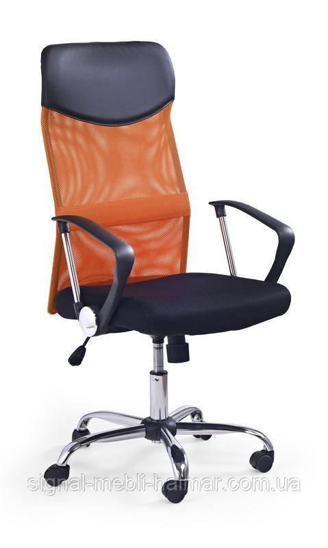 Компьютерное кресло VIRE (оранжевый) (Halmar)