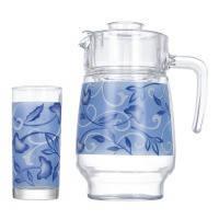 Питьевой набор luminarc plenitude blue /НАБОР/7 пр. д/напитков (n3932)