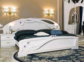 Ліжко Лулу 1,8х2,0 з каркасом Миро-Марк
