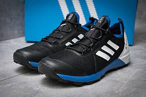 Кроссовки мужские Adidas  Terrex, черные (11811), р. 41-45 (реплика)
