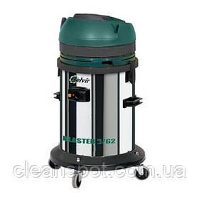 Delvir Blaster 2/62 профессиональный пылеводосос для сухой уборки и сбора жидкостей