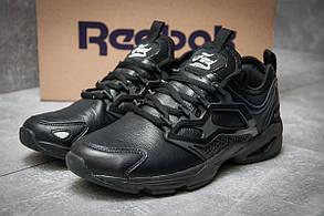 Кроссовки мужские Reebok  Fury Adapt, черные (11901), р. 40-45 (реплика)