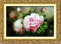 """Алмазная вышивка """"Цветы Роз"""""""