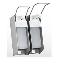 Настенный диспенсер для мыла или средств для дезинфекции.(1000 мл) AMPri (Германия)