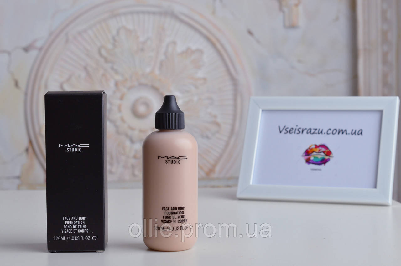 Тоналка face and body foundation (с5)