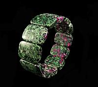 Браслет из цоизита