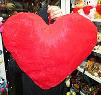 """Подушка """"Большое сердце """", фото 1"""