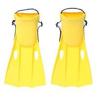 Ласты (желтые) размер 35-37, 55936
