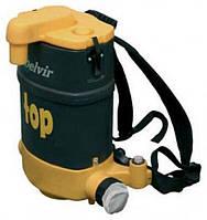 Delvir Top профессиональный ранцевый пылесос для сухой уборки